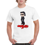 MIGHTY ASH B SIDES T SHIRT